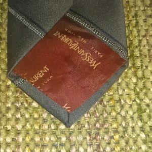 Yves Saint Laurent Accessories - Yves Saint Laurent tie